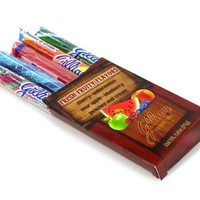 Stick Candy - 2.5 oz 5-pack Fruity Flavors