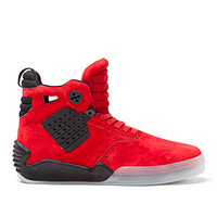 SKYTOP IV RED / BLACK-CLEAR