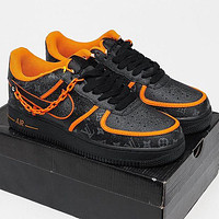 Nike Air Force 1 Low Men's and Women's Fashion Sports Shoes