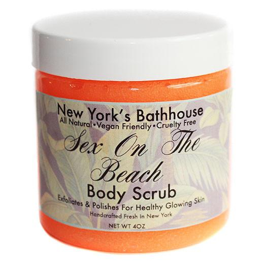 Image of Sex On The Beach Lotion Scrub