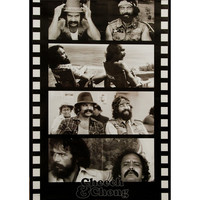 Cheech & Chong Domestic Poster