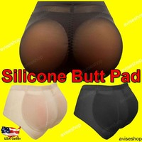 Hip Up #1 Silicone Buttocks Pads Butt Enhancer body Shaper Panty Tummy Control Girdle