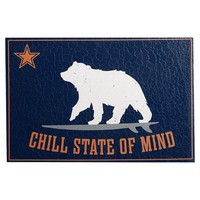Chill State Of Mind Canvas Art