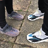 Adidas Yeezy 700 Fashion New Runner Boost Fashion Running Casual Sport Couple Shoes