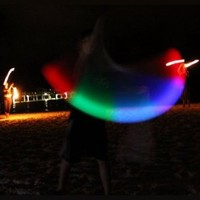 LED Poi - Spin-lightS (Pair)