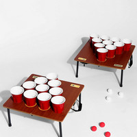 To-Go Beer Pong Game - Urban Outfitters