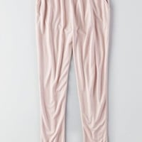 AEO Lounge Pant , Blush | American Eagle Outfitters