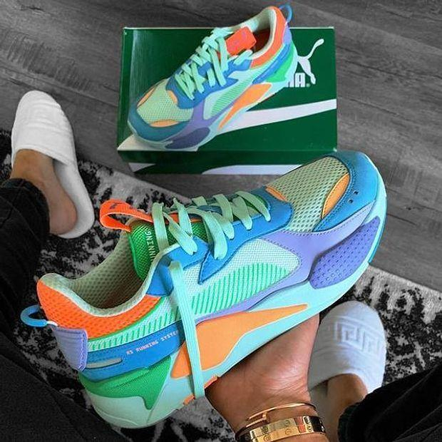 Image of Puma Rs-x Toys Multicolor Sneakers Sport Shoes
