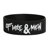 Of Mice & Men Monster Rubber Bracelet