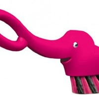 Boston Warehouse Dish Brush, Elephant