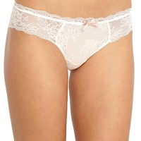 Eberjey 'June' Lace Thong | Nordstrom