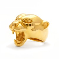 PANTHER RING GOLD