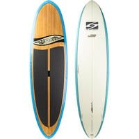 Surftech Generator Stand-Up Paddle Board Bamboo, 9ft