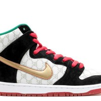 spbest Nike Dunk Hi SB  Black Sheep Paid In Full