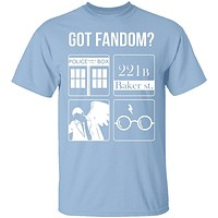 Got Fandom T-Shirt