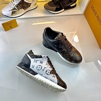 lv louis vuitton womans mens 2020 new fashion casual shoes sneaker sport running shoes 270