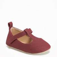 T-Strap Flats for Baby | Old Navy