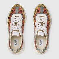 Rhyton GG Men's and Women's Sneakrers Shoes