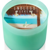 3-Wick Candle Endless Weekend