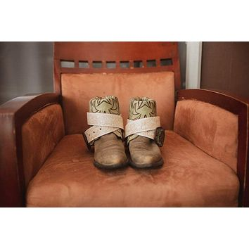 Antique Angie Boho Booties
