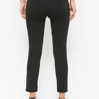 Vented High-Rise Pants