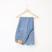 Vintage Levis High Waisted Jeans