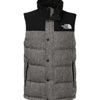 MEN'S TWEED NUPTSE HEIGHTS VEST