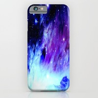 Nebula 6 iPhone & iPod Case by 2sweet4words Designs