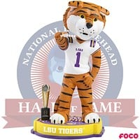 LSU Tigers 2019 NCAA College Football National Champions Bobblehead