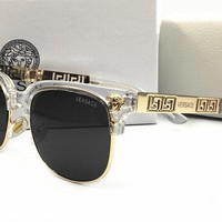 Versace Womens Sunglasses Metal
