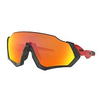 Oakley Glasses Flight Jacketredlineprizm Ruby Polarized