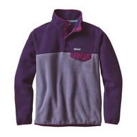 Patagonia Women's Lightweight Synchilla® Snap-T® Pullover | Lupine