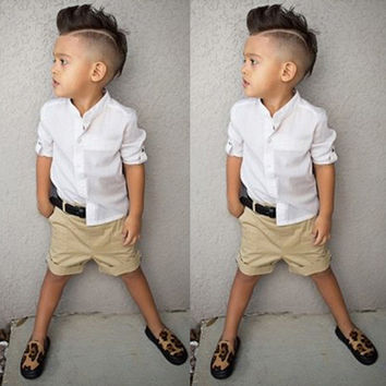 Kids Boys Girls Baby Clothing Products For Children = 4446108932