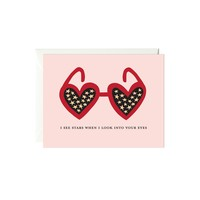Stars in Your Eyes Card