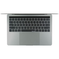 """Ezquest Macbook Pro 13"""" And Macbook Pro 15"""" Invisible Keyboard Cover With Touch Bar"""