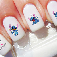 Lilo & Stitch Disney Nail Decals