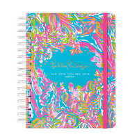 2015-2016 Lilly Pulitzer Large Agenda - Scuba to Cuba