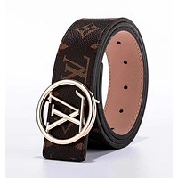 Louis Vuitton LV Girls Boys Belt-1