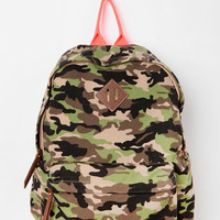 Urban Outfitters - Steve Madden Camo Backpack