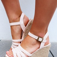 Get It Done Wedges: Nude