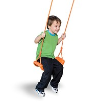 Pure Fun Adjustable Toddler Swing Seat, ages 3 to 7