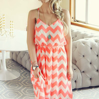 Los Cabos Maxi Dress