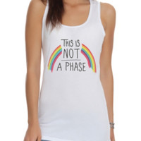Not A Phase Girls Tank Top