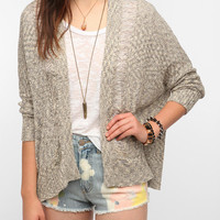 Jack By BB Dakota Lily Open Front Cardigan