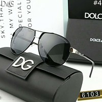 D&G Dolce&Gabbana 2018 Men's New Trend Fashion Casual Polarized Sunglasses F-A-SDYJ #4