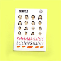 SEINFELD inspired waterslide nail decals - Yvng Pearl