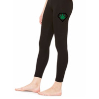 diamant weed - LEGGING