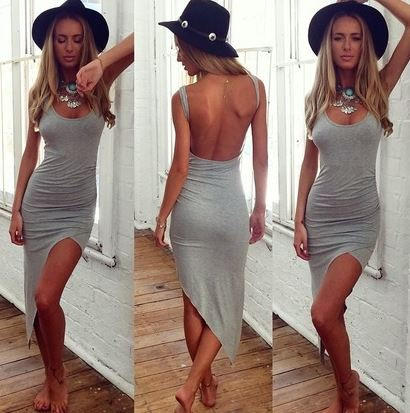 Image of Casual Glam Dress