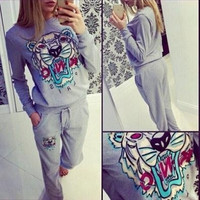 New fashion Tracksuit Women Set Women Clothing Sport Suits = 1783151428