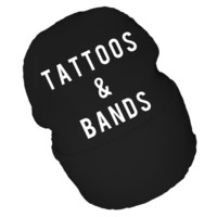 Tattoos and Bands Beanie
